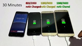 A3, A5, A7 ( 2017)  Battery Charging Test [Urdu/Hindi]