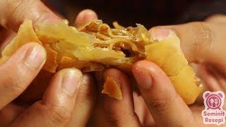 Resepi Popia Maggi Goreng Cheese | Seminit Resepi