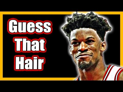 Guess That NBA Player - Hair Challenge