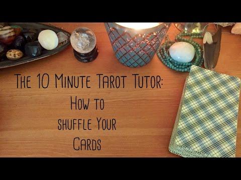 Xxx Mp4 How To Shuffle Tarot Cards 10 Minute Tarot Tutor 3gp Sex