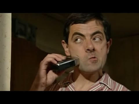 Getting up Late for the Dentist Mr. Bean Official