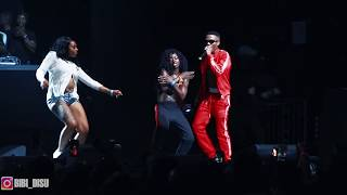 WIZKID'S PERFORMANCE AT THE ONE AFRICA MUSIC FEST NYC 2018