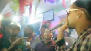 Mozart La Para - I Wanna Get High + Batalla de Freestyle en Bbible Bar