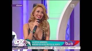 Nipple BLOOPER Live in TV Show ! Uncensored !