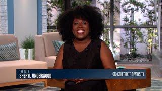 CBS Cares - Sheryl Underwood on Diversity