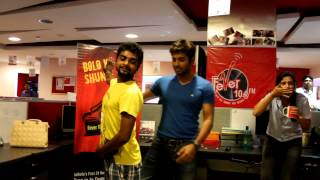 Ankush & Subhashree at FEVER Studio for ASCT