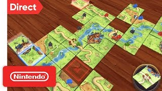 Pandemic, Munchkin, Catan Universe & More! - Nintendo Switch   Nintendo Direct 9.13.2018