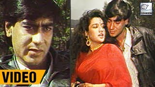 Bollywood Flashback: Ajay Devgn And Tisca Chopra's UNSEEN And RARE Interview | Lehren Diaries