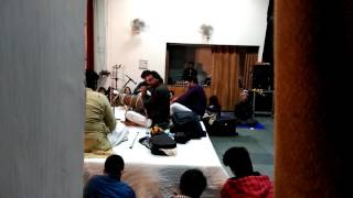 PALLAVI in by Mysore chandan kumar flute,  P. Vetriboopathy mridangam, sridhar violin, varun ghatam