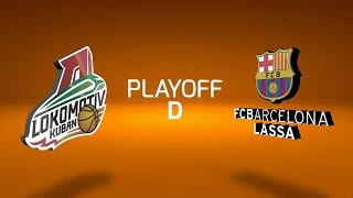 Playoffs Preview: Lokomotiv Kuban Krasnodar-FC Barcelona Lassa