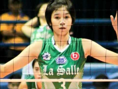 Fille Cainglet Facial on Maraño DLSU vs. ADMU 12 3 11