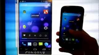 How to Display Android Screen on Your Computer! - 2013