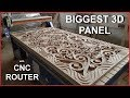 Download Video Download Biggest 3d panel with CNC router 3GP MP4 FLV