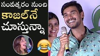 Bellamkonda Sai Srinivas Funny Speech @ Sita Movie Khajuraho Beer Fest Event | Manastars
