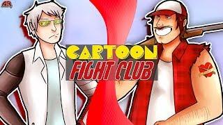 WIZ vs BOOMSTICK! (Death Battle ScrewAttack Hosts!) | CARTOON FIGHT CLUB!
