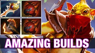 Bounty Hunter With 2 Tarrasques, BF and Divine - Amzing Builds - Subscriber Gameplay