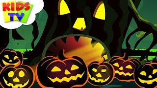 Halloween Tree Scary Nursery Rhymes   Halloween Songs For Children & Kids By kids Tv