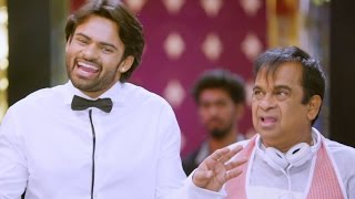 Subramanyam For Sale Comedy Scenes - Recipies Preparation Tips - Brahmanandam, Sai Dharam Tej,
