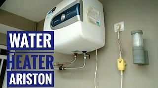 water heater ariston (pengalaman 2 tahun penggunaan)