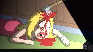American Dad - Francine Was Killed