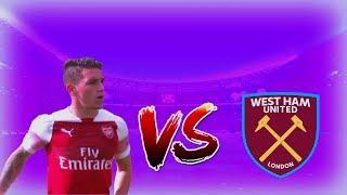 Lucas Torreira vs West Ham 25/08/2018 HD
