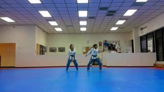 BTS Fire Taekwondo Cover