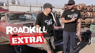 Junkyard Crawl During the Disgustang Road Trip - Roadkill Extra