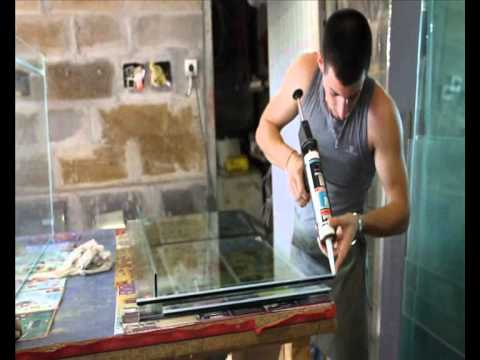 aquarium fabrication