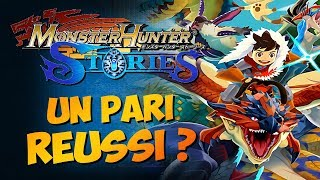 monster hunter stories  pari russi   gameplay fr