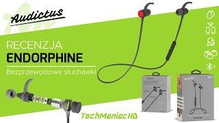Słuchawki Audictus 🎵 Adrenaline i Endorphine (bezprzewodowe, wodoodporne)