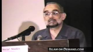 Answering the Critics: Other Versions of the Qur'an Burned? - Jamal Badawi