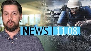 Humanitäre Einsätze als ARMA-3-DLC - Overwatch bekommt Deathmatch-Modus - News