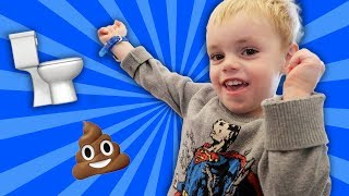 BEST POTTY TRAINING TOOL YOU CAN HAVE!