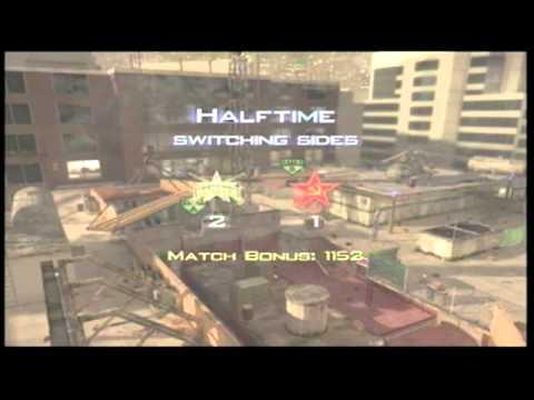 Call of Duty Modern Warfare 2: 15-3 Search And Destroy