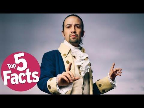 Top 5 Surprising Facts About Lin Manuel Miranda Creator of Hamilton
