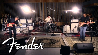 Fender Studio Sessions | Michael Landau Group Performs 'Renegade Destruction' | Fender