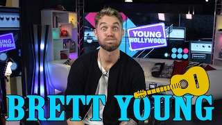 On a Date with Country Crooner Brett Young