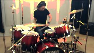 Styx- One with Everything Drum cover by Martin Plante