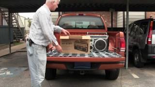 Sharp GF-8787 Boombox Sold