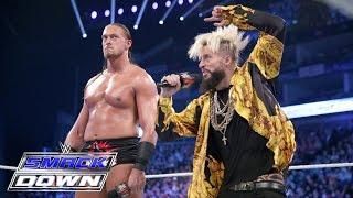 Die Vaudevillains konfrontieren Enzo und Big Cass: SmackDown, 21. April 2016