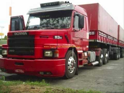 So Scania 113 Exclusivas Parte 2
