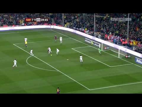 Barcelona Vs Real Madrid 5 0 29 11 2010 HD