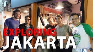 Enjoy and Exploring The Beauty of Jakarta (TRAVEL VLOG)