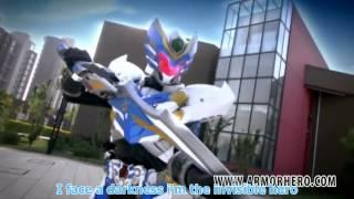 Armor Hero Xt Theme Song