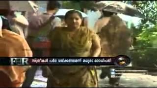 Madurai madathiapathi advises to wear pardha