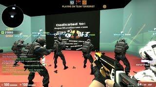 CS:GO - Zombie Escape Mod - ze_Fast_Escape_p2 - GFL