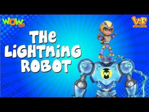 Xxx Mp4 The Lightening Robot Vir The Robot Boy WITH ENGLISH SPANISH FRENCH SUBTITLES 3gp Sex