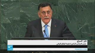 السراج : اتفاق الصخيرات هو حجر الزاوية لحل الأزمة الليبية