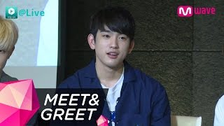 [GOT7 Fan Meeting] GOT7 Mini Album 'FLIGHT LOG : DEPARTURE' l MEET&GREET