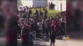 Parents Speak Out Following Wild Brawl At High School In Reseda